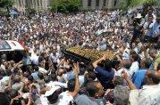 από την κηδεία της Marwa (AP Photo/Nasser Nouri)
