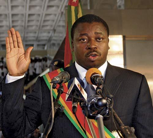 Togo: Envois 5SMS Votez Faure Gnassibe pour gagner 2500 FCFA