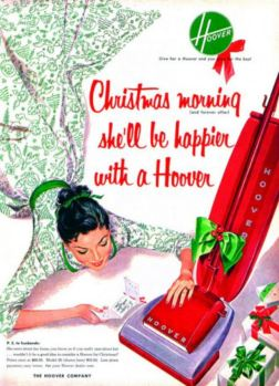 Christmas Morning, and forever after, She will be Happier with o Hoover [Enlarge-agrandir-μεγαλώστε]