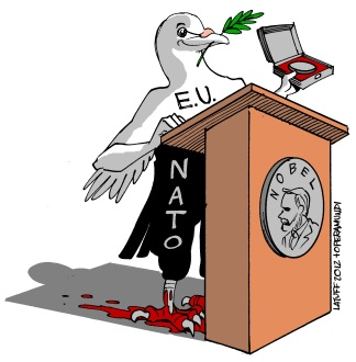 Pax Europaea: EU awarded The 2012 Nobel WAR Prize