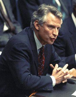 14 Φλεβάρη του 2003: Βιλπέν είπε όχι στον πόλεμο στο Ιράκ - 14 February 2003: Villepin said no to the war in Iraq - 14 février 2003 : Villepin dit non à la guerre en Irak [Enlarge-agrandir-μεγαλώστε]