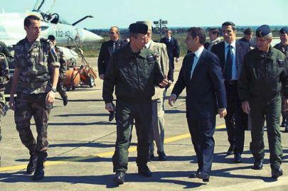 19 Μαρτίου, 2011. Ο Σαρκοζί ξεκίνησε την επέμβαση στη Λιβύη - March 19, 2011. Sarkozy launched the intervention in Libya - 19 mars 2011. Sarkozy lance l'intervention en Libye [Enlarge-agrandir-μεγαλώστε]