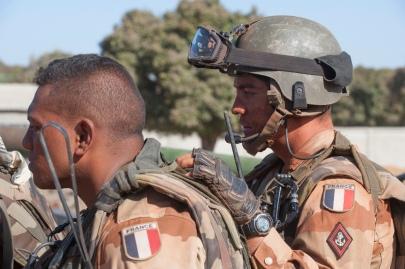 Γάλλοι στρατιώτες στο Μαλί - French soldiers in Mali - Soldats français au Mali [Enlarge-agrandir-μεγαλώστε]