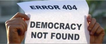 Error 404: Democracy Not Found [Enlarge-agrandir-μεγαλώστε]