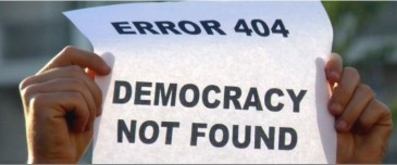 Error 404: Democracy Not Found [Enlarge-agrandir-μεγαλώστε]
