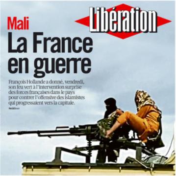 Μαλί: Η Γαλλία στον πόλεμο - Mali: France in War  [Enlarge-agrandir-μεγαλώστε]