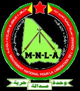 Το έμβλημα του κινήματος MNLA - The emblem of the movement MNLA -L'emblème du mouvement MNLA [Enlarge-agrandir-μεγαλώστε]