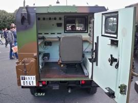 Τεθωρακισμένο λογιστικής υποστήριξης - Armoured vehicle of logistic support - Véhicule blindé de soutien logistique [Enlarge-agrandir-μεγαλώστε]