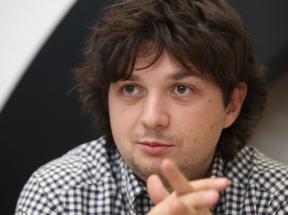 Valentin Soneriu, a 31-year-old millionaire