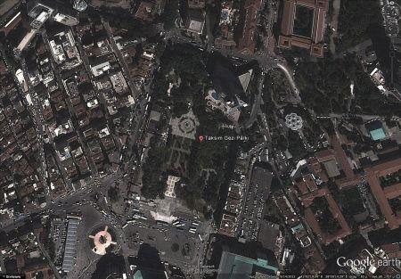 Taksim Gezi Parkı, İstanbul, Türkiye [Enlarge-agrandir-μεγαλώστε]