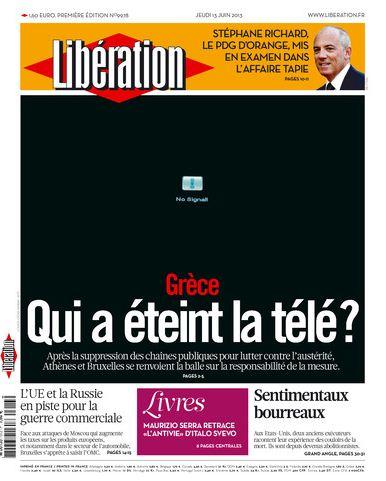 Ποιος έσβησε την τηλεόραση; - Who turned off the TV ..? - Qui..a éteint la télé ?