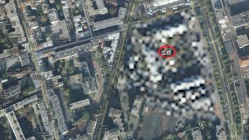 Ένας καλός τρόπος για να τονίσετε, πού είναι οι ευαίσθητες στρατιωτικές εγκαταστάσεις σας, είναι να ζητήσετε από την Google Maps να τις θολώσει - A good way to highlight where your sensitive military installations are is to ask Google Maps to blur them out - Une bonne façon de mettre en évidence où vos installations militaires sensibles sont est de demander à Google Maps de les brouiller [Enlarge-agrandir-μεγαλώστε]