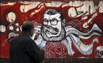 ο Morsi ως χταπόδι - Morsi as octopus - Morsi comme  pieuvre [Enlarge-agrandir-μεγαλώστε]