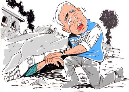 Ο Επίσημος της UNRWA Christopher Gunness Ξεσπάει σε Δάκρυα σε Ζωντανή Αναμετάδοση Έπειτα από την Επίθεση σε Σχολείο στη Γάζα - UNRWA Official Christopher Gunness Breaks Down On Live TV Following Attack On Gaza School - Le Fonctionnaire de l'UNRWA Christopher Gunness Eclate en Sanglots Dans une Diffusion en Direct Après l'Attaque Sur Une Ecole à Gaza via [Μεγαλώστε - Enlarge - Agrandir]