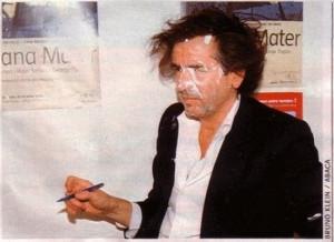 Ο ψεύτο-φιλόσοφος Bernard Henri Lévy - The pseudo-philosopher Bernard Henri Lévy - Le pseudo-philosophe Bernard-Henri Lévy  [Μεγαλώστε - Enlarge - Agrandir]