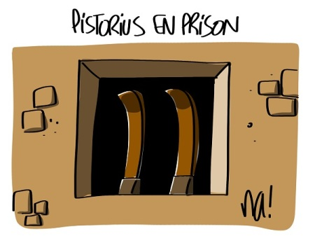Pistorius en Prison - by na!