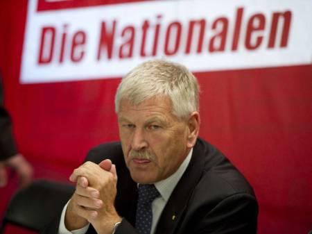 Germany, Udo Voigt, 62 [Μεγαλώστε - Enlarge - Agrandir]