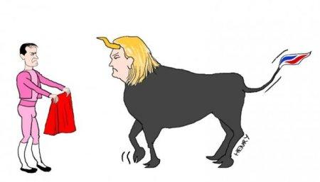 Ο Manu είναι ανήσυχος-Manu est inquiet, corrida-Manu is anxious, corrida,  par henry