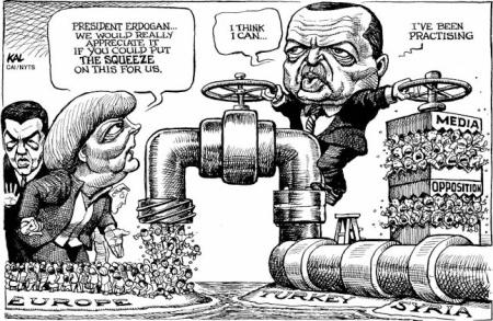 Ο Τούρκος Πρόεδρος Ερντογάν παίζει στα ζάρια και χάνει-Turkey's President Erdogan gambles and loses-Turkey's Président Erdogan joue et perd